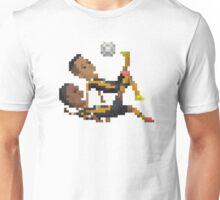 Double bicycle kick Unisex T-Shirt