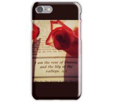 Rose of Sharon iPhone Case/Skin