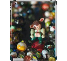 Monkey vs. Marbles iPad Case/Skin