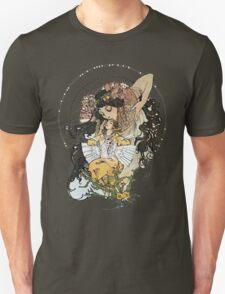 Alphonse mucha Vintage Art Unisex T-Shirt