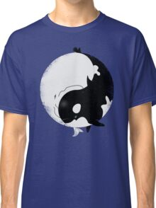 When Willy meets Moby Classic T-Shirt