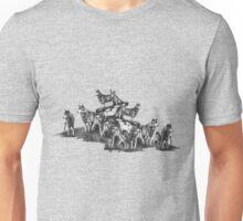 Wolf packs ! Unisex T-Shirt