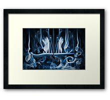 Cavernous Framed Print