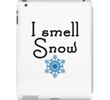 Gilmore Girls - I smell Snow iPad Case/Skin