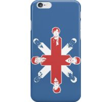 Home is where your Fandom is iPhone Case/Skin