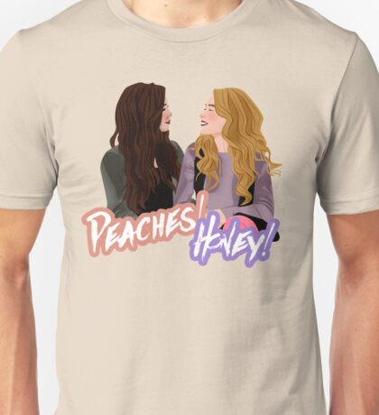 peaches! honey! Unisex T-Shirt