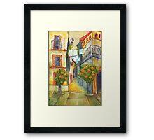 Sevilla Framed Print