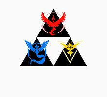 Pokemon Go Team Triforce Unisex T-Shirt