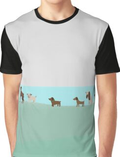 Dog Days Graphic T-Shirt
