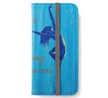 Dancing in the Rain iPhone Wallet/Case/Skin