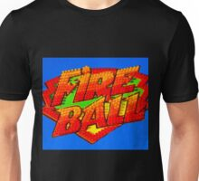 Fire Ball Unisex T-Shirt