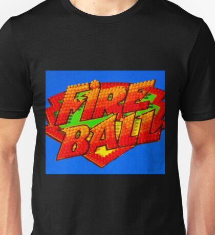 Fire Ball Unisex T-Shirt