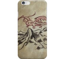 Lonely Mountain iPhone Case/Skin