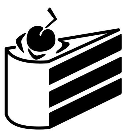 Let Them Eat Cake Sticker