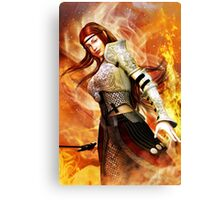Fire Elf Canvas Print