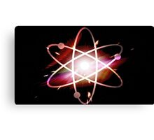 Big Bang Theory Canvas Print