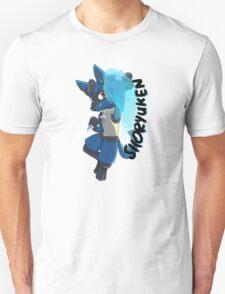 Lucario used Shoryuken! Unisex T-Shirt