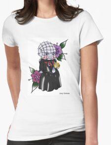 Pinhead Kewpie Hellrasier Womens Fitted T-Shirt