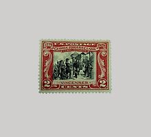 George Rogers Clark Commemorative Stamp by Schoolhouse62