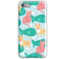 Bright Kitties - For IPhones iPhone Case/Skin
