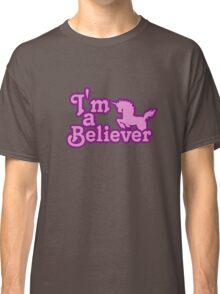 I believe in unicorns Classic T-Shirt