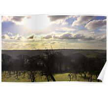 Rural Landcape Poster