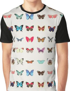 Butterflies Graphic T-Shirt