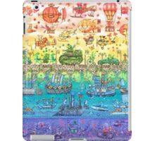 Rainbow Bridge iPad Case/Skin