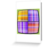1259 Abstract Thought Greeting Card