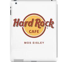 Hard Rock Cafe Mos Eisley Star Wars  iPad Case/Skin