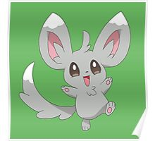 Minccino the Pokemon Poster
