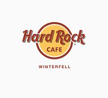 Hard Rock Cafe Winterfell Game of Thrones Classic T-Shirt
