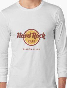 Hard Rock Cafe Diagon Alley Harry Potter Long Sleeve T-Shirt