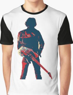 hope art the rock legend with guitar Graphic T-Shirt