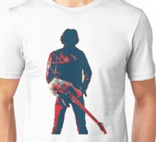 hope art the rock legend with guitar Unisex T-Shirt