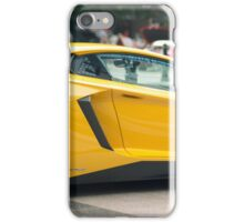 Lamborghini Aventador SV iPhone Case/Skin
