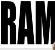 R.I.P. Harambe Sticker