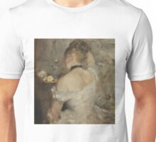 Girl In Dressing Chamber Unisex T-Shirt