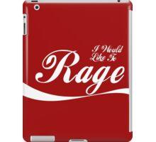 Crit I would like to Enjoy Rage iPad Case/Skin