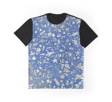 Space Stuff Graphic T-Shirt