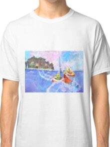 Wind Waker Colour Study Classic T-Shirt
