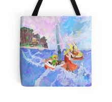 Wind Waker Colour Study Tote Bag