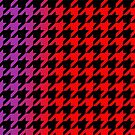 Dogtooth / Houndstooth Gradient  by connor95