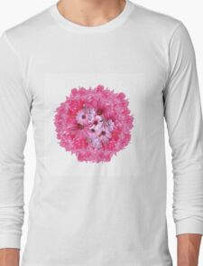 Spring Pinks Long Sleeve T-Shirt