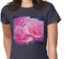 Rose 378 Womens Fitted T-Shirt
