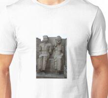 King Tut and  Ankhesenamun Luxor Unisex T-Shirt