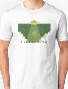 Gameboy UFO Unisex T-Shirt