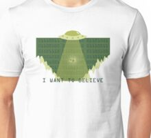 Gameboy UFO Unisex T-Shirt