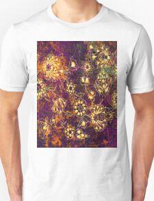 Parisian Vintage Flowers T-Shirt