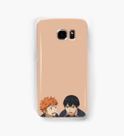 kagehina !!!!! Samsung Galaxy Case/Skin